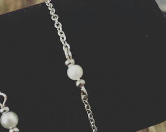 All genuine pearls