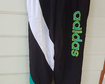 Adidas trackpants size 28 - 30 / junior xl