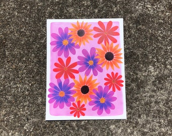 Flower Print No. 1