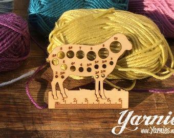 Just Be Ewe - Realism Series - Lamb Sheep Yarnies Knit and Crochet Tool