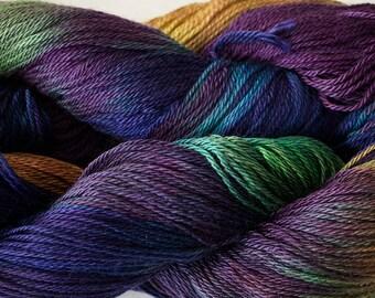 Firefly, Superwash/Tencel, 4 oz, 412 yds - Vineyard