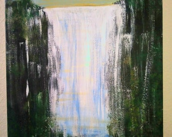 Waterfall Painting 2