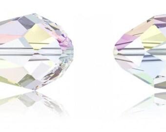 Swarovski 5500 - Teardrop Crystal Bead