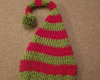 x-small handmade Christmas elf hat