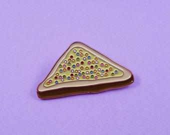 Fairy Bread Soft Enamel Pin