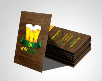 BUSINESS CARD ((WDBC-105) Template)