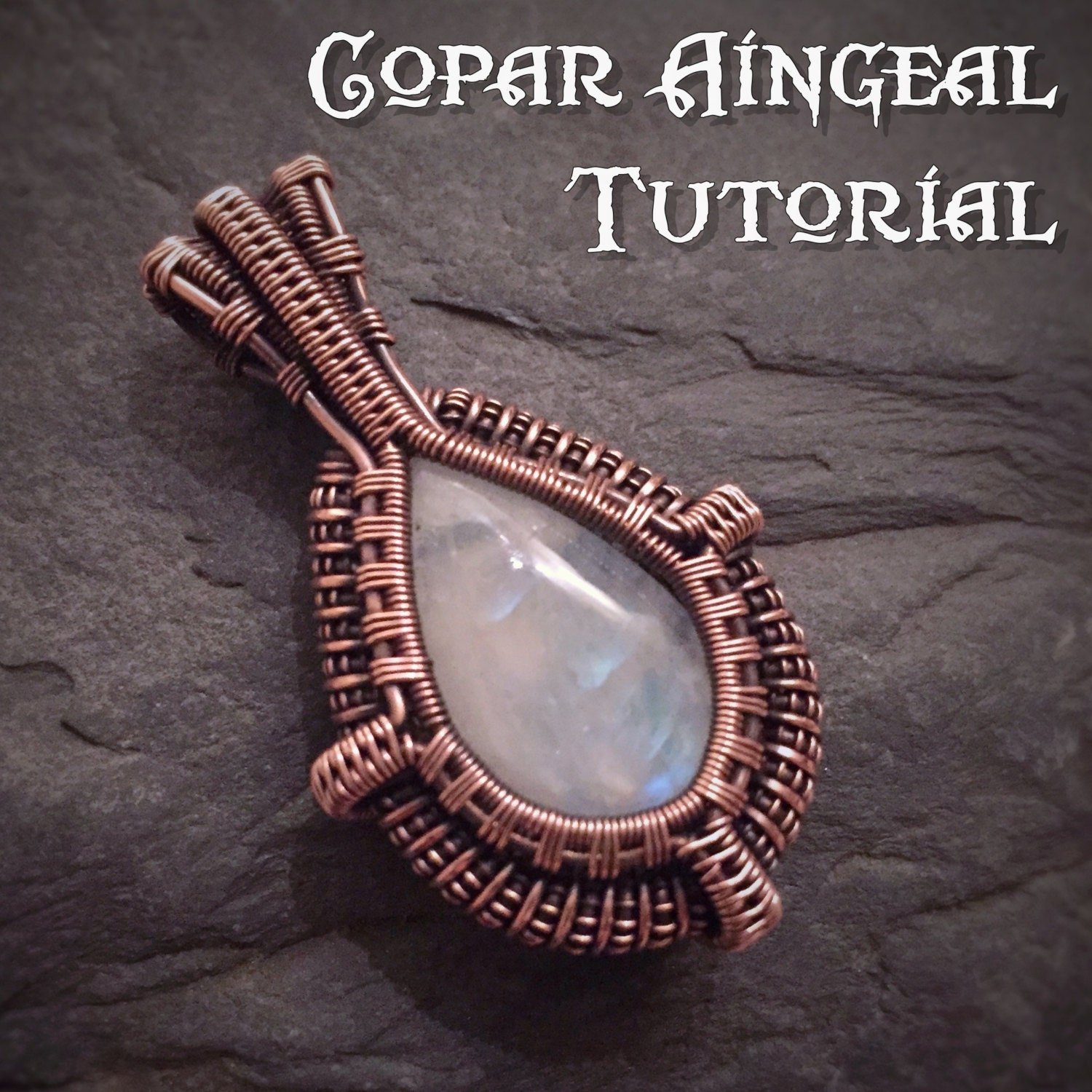 Tutorial portal pendant wire wrapping jewelry pattern oval this is a digital file baditri Images