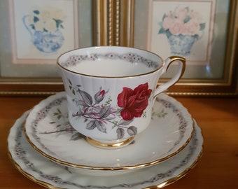 "Royal Stafford ""Roses to Rememer"" trio set"