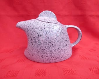 Swineside Teapottery, Granite Look Teapot
