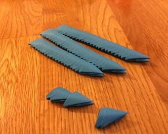 3D Origami Pieces Color- Any Color (275 per order)