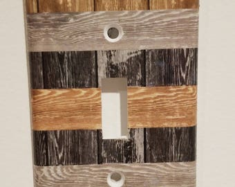Other Rustic Light Switch Cover