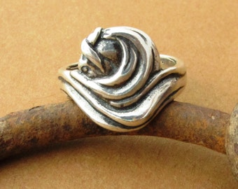 Horse Jewelry    Horse Ring   Ladies Equine Ring   Gift for Horse Lover   Sterling Silver Horse Ring   Equestrian Jewelry   Horsehead Ring