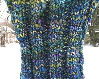 Chunky Cozy Cowl Made to Order