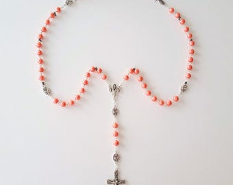 Just Peachy Rosary