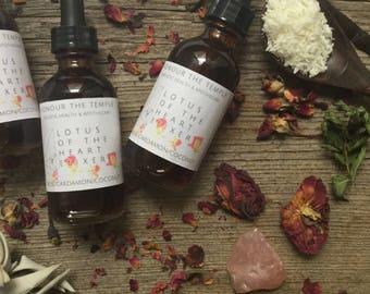 Lotus of the Heart elixir