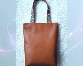 Eco leather bag, handbag, shoulder bag Joelle de Lux