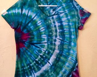 Tie-dye t-shirt medium