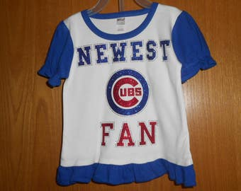 Newest Cubs Fan  2 Pc Outfit outfit