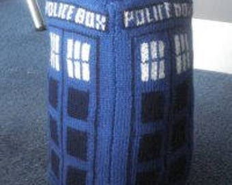 Stuffed Tardis Pillow Dr. Who,  adult children toy household bedroom decoration