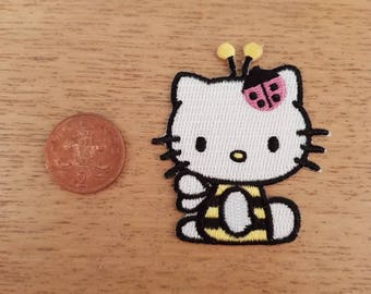 iron on hello kitty patches