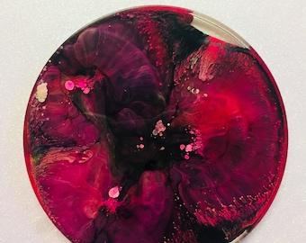 Supernova Petri Dish Art