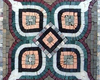 Mosaic Wall Tile - Galla