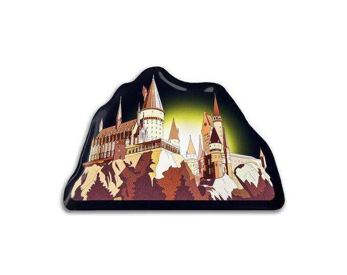 Magic School Pin