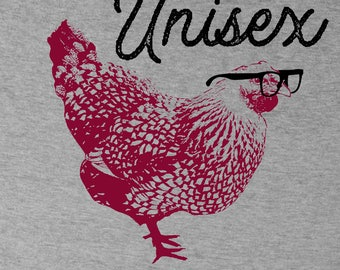 UNISEX Mary Chicken Tee