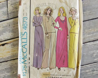 Vintage McCall's Sewing Pattern 4673