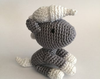 Crochet pony, Amigurumi pony, Crochet animal, Crochet toy, Pony, Horse, Stuffed toy, Stuffed animal, Crochet amigurumi