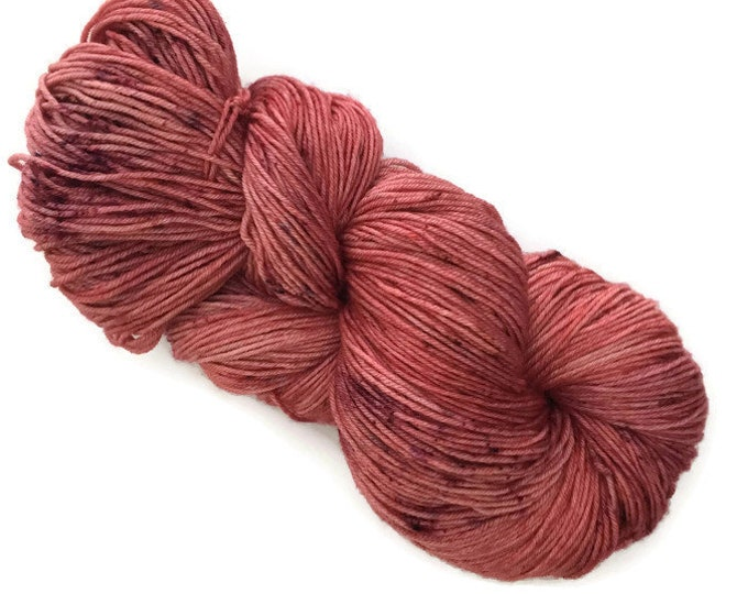 Wool hand dyed 100% Superwash Merino 19.5 micron Fingerin