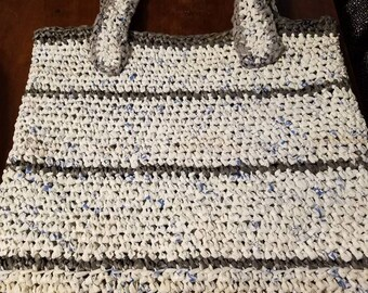 Large Plarn Tote