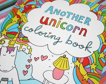 Package Deal: BOTH Unicorn Coloring Books at a Volume Discount!