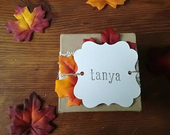 Personalized Fall Bridesmaid Proposal // Will you be my Bridesmaid // Maid of Honor Proposal Box //Bridesmaid Gift // Custom Gift Box