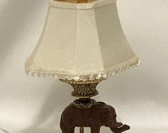 """Dollhouse Miniature 1"""" Scale Lamp by Lumenations by Mr. K"""