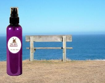 18 oz Texturing SEA SALT Hair SPRAY! Beach Effect Volumizing All natural with  Organic Ingredients! All Hair Types