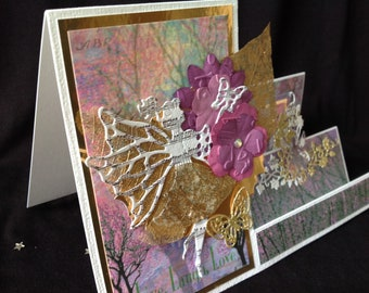 Moving House/New Home Card - A Midsummer Night's Dream - Faerie Blessing