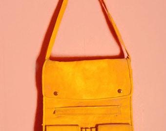 VIntage 70s Shoulder Bag Brown