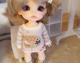 Pukifee/lati yellow girl set