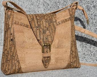 All Cork handbag/shoulder bag/cross body bag/purse
