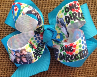 One Direction Boutique Bow