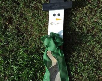 Snowman decor/holiday