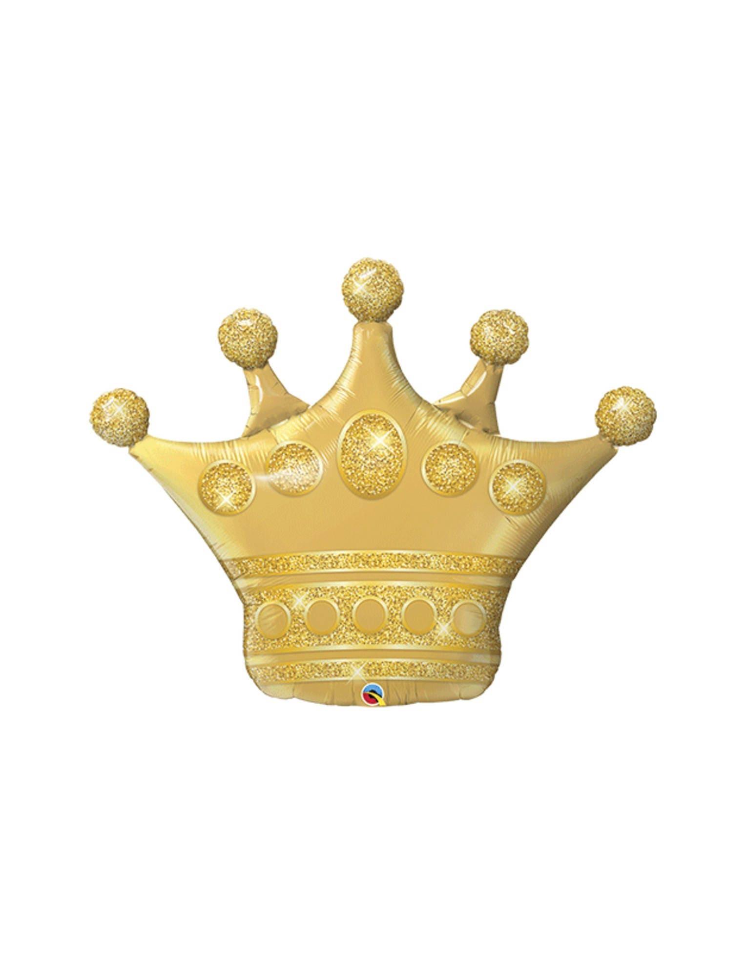41 Crown Balloon Princess Birthday Baby Shower