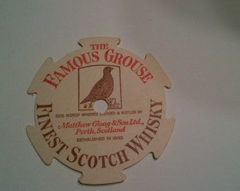 The famous grouse finest scotch whisky Perth scotland