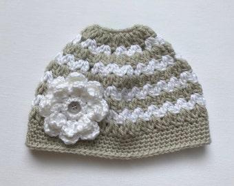 Messy bun beanie, ponytail hat, warm beanie, Ponytail hat, Kids fashion,