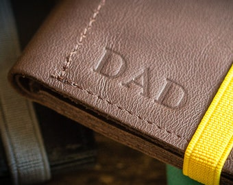 PERSONALIZATION, Leather Wallet, Samples of Personalized Wallet by Gazur