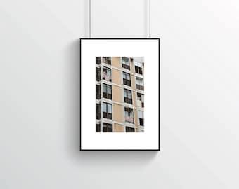Barcelona Catalonian building photography series