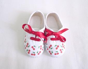 Cherry shoe