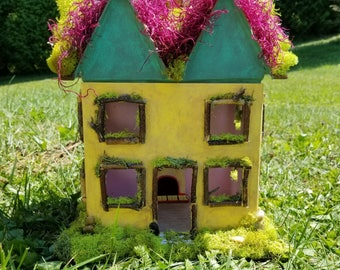Fairy House Fit for a Princess