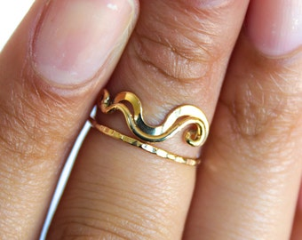 Gold Knuckle Ring Above Knuckle Ring Midi Ring Adjustable Midi Ring Knuckle Ring for Women Gold Midi Ring